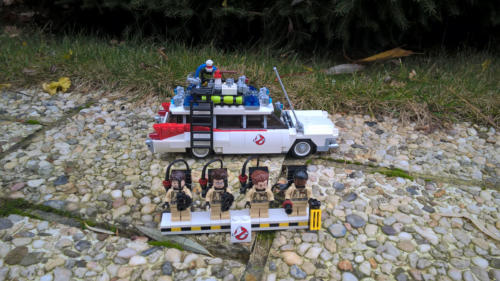 21108 - Ghostbusters Ecto-1