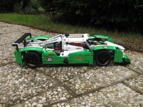 42039 - 24 Hours Race Car