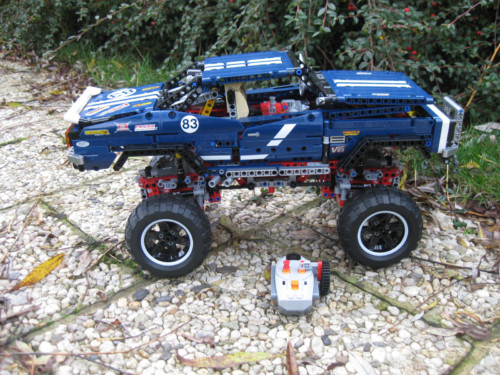 41999 - 4x4 Crawler Exclusive Edition