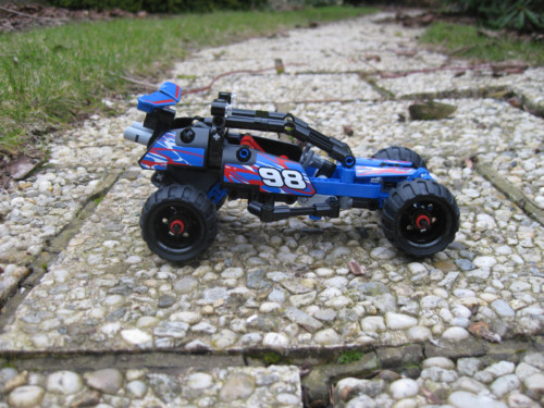 42010 - Off-Road Racer