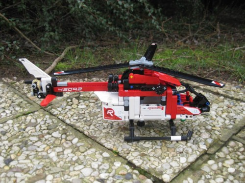 42092 - Rescue Helicopter