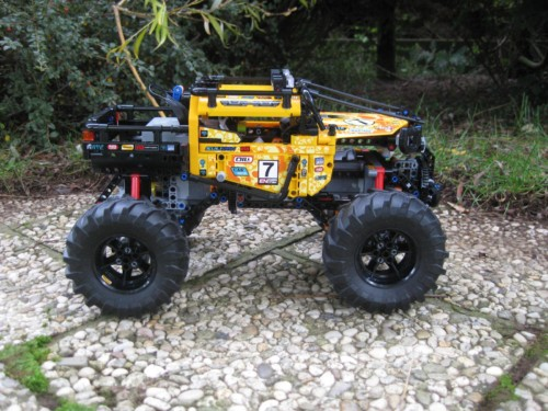 42099 - 4x4 X-treme Off-Roader