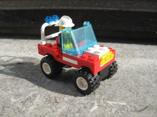 6511 - Rescue Runabout