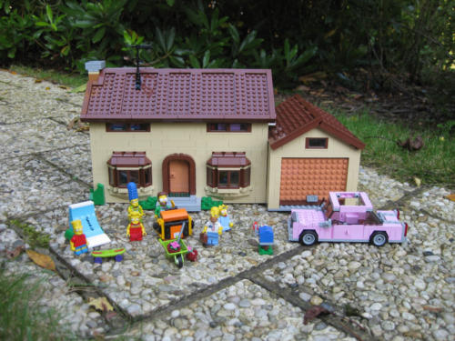 71006 - The Simpsons House