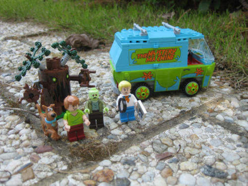 75902 - The Mystery Machine
