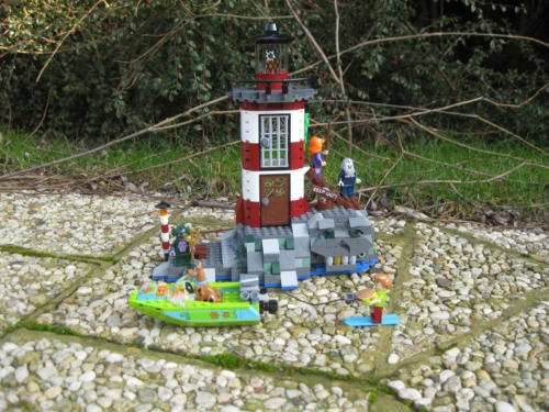 75903 - Haunted Lighthouse