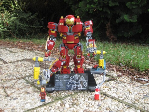 76105 - The Hulkbuster: Ultron Edition