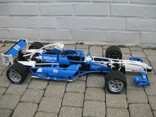 8461 - Williams F1 Team Racer
