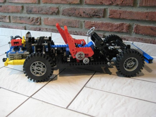 8860 - Car Chassis